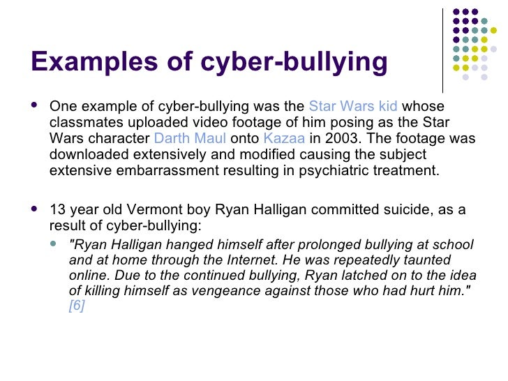 abhishek cyber bullying