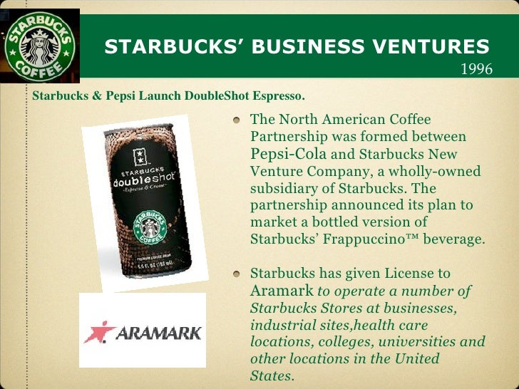 international trade and starbucks International business 12  be obtained by contacting business ethics and compliance at starbucks we treat each other with respect and dignity.