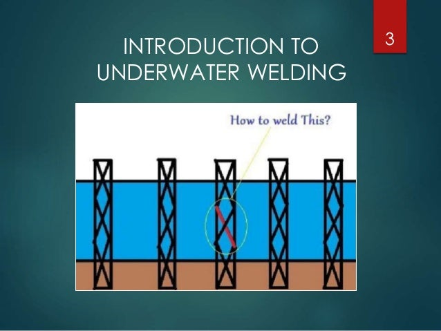 Introduction to Welding from The Industrial Revolution to Welding Processes and Careers introduction of underwater welding