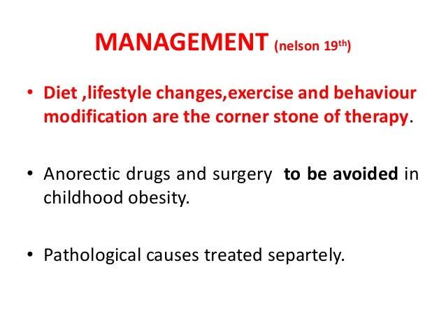 chilhood obesity by dr abhishek saini  amch