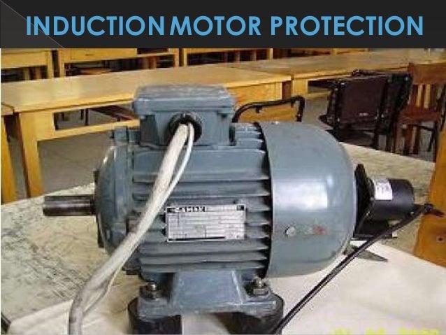 Abhishek seminar for Protection of 3 phase induction motor