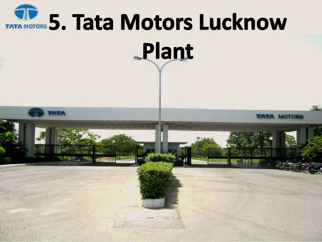Tata Motors Limited Jobs In Lucknow | Automotivegarage.org