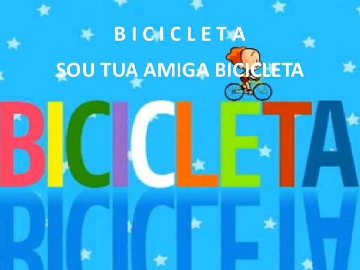 musica bicicleta de toquinho