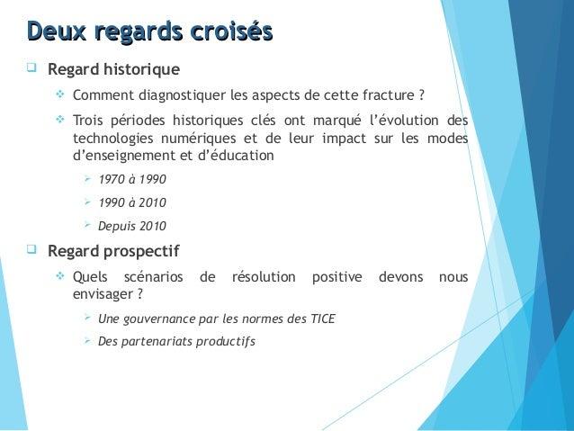 Deux regards croisésDeux regards croisés  Regard historique  Comment diagnostiquer les aspects de cette fracture ?  Tro...