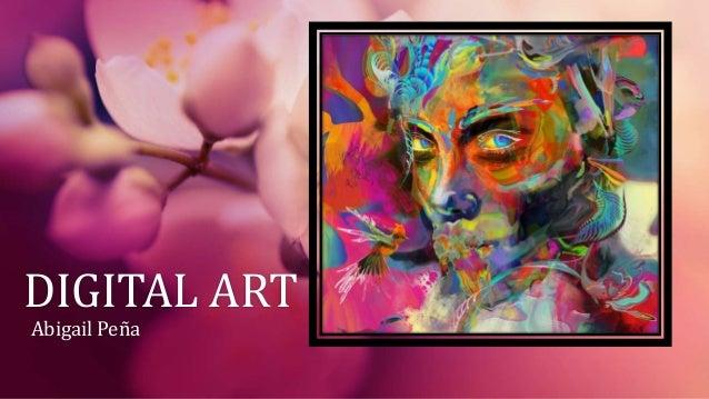 DIGITAL ART Abigail Peña