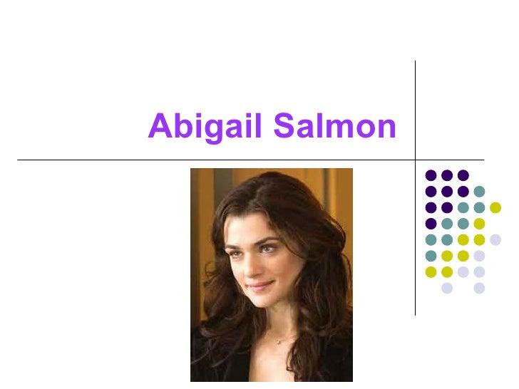 Abigail Salmon