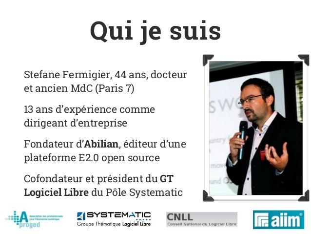 Le MOOC powered by Abilian - Plateforme open source de MOOC Slide 2