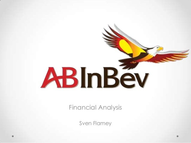 Financial Analysis   Sven Flamey