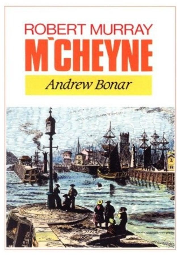 A biografia de ROBERT MURRAY M'CHEYNE Andrew Bonar Edição e Lançamento Evangelista® Nossos e-books são disponibilizados gr...