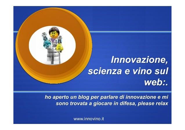 www.innovino.it