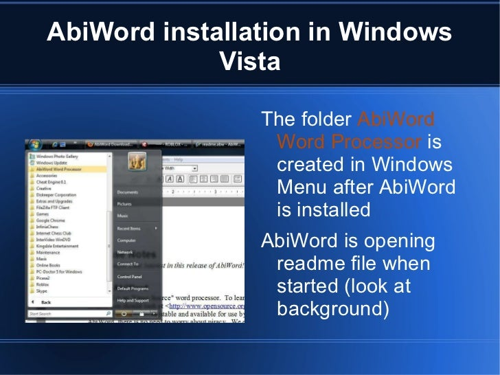 Abiword - Free downloads and reviews - CNET Download.com