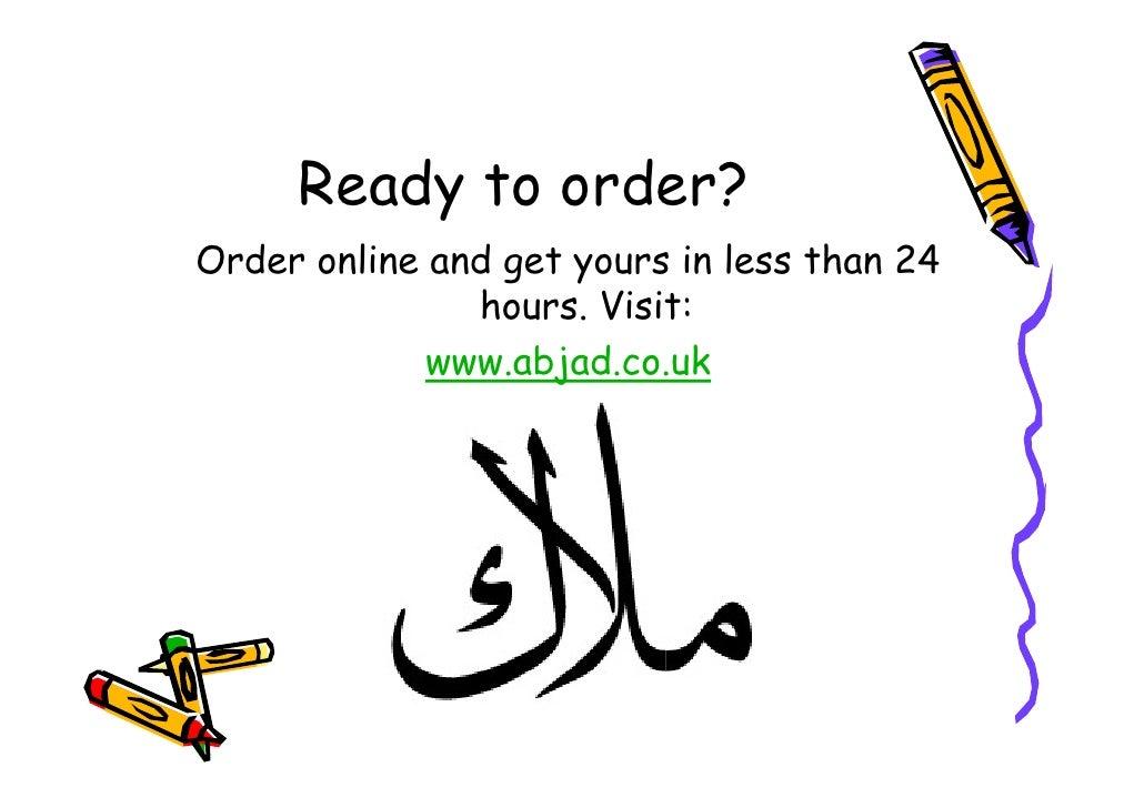 caligraphy online