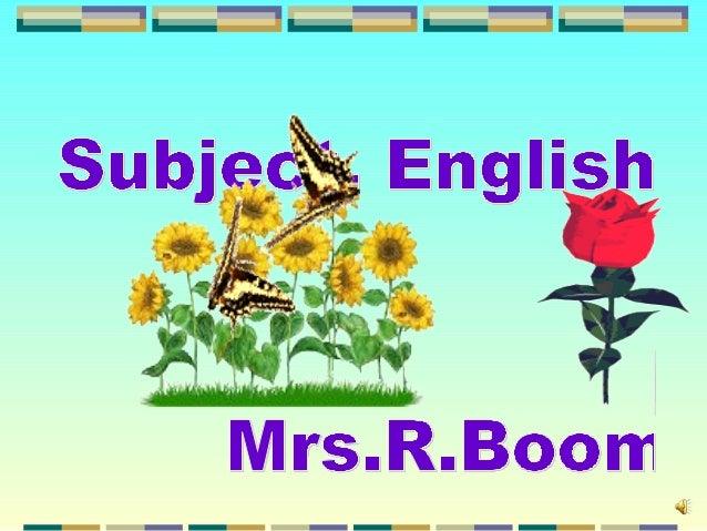 ABL English  I STD