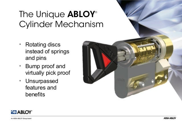 abloy novel keysystem convenient and long lasting security