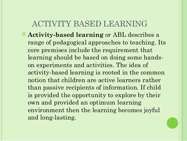 Active learning lessons tes teach.