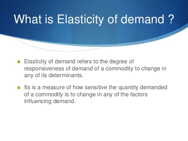 Advertising Elasticity Of Demand : with importance in real ...