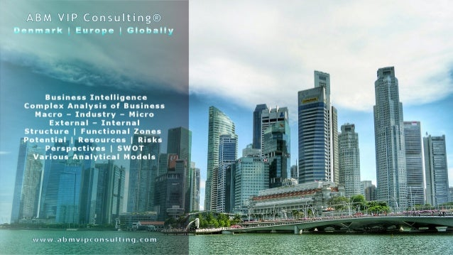 Business Intelligence Services | Business Advisory | ABM VIP Consulting®