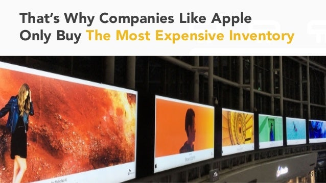 That's Why Companies Like Apple Only Buy The Most Expensive Inventory 34