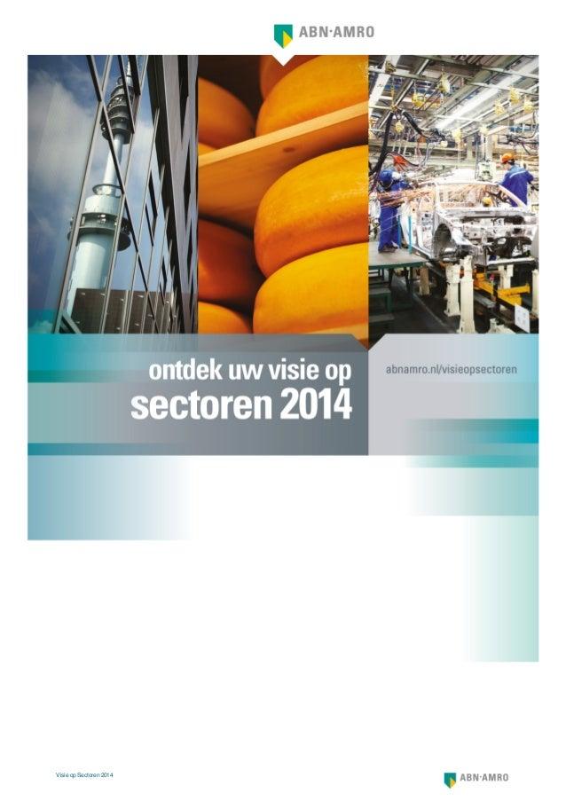 Visie op Sectoren 2014