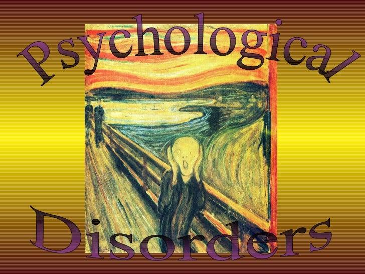 Abnormal Behavior Slide 2