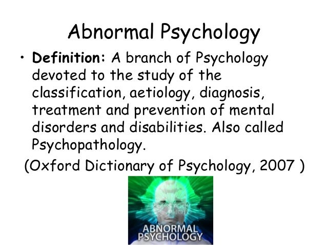 definition associated with typical psychology
