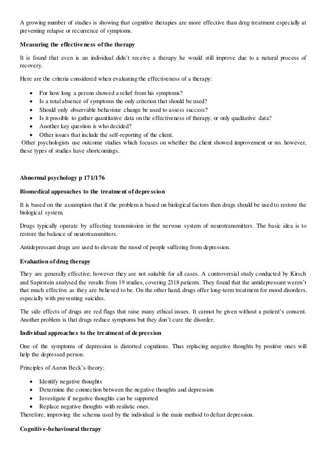 ib psychology abnormal notes This is a video on an outcome of ib psychology.