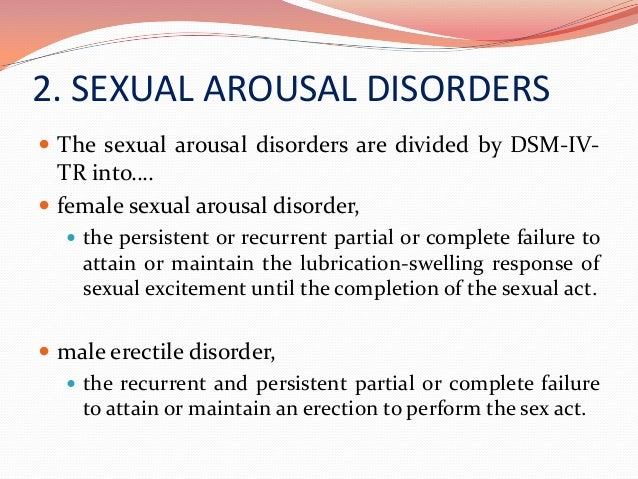 Female Sexual Arousal Signs