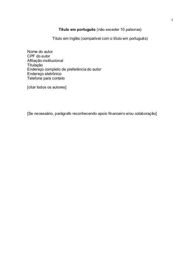 Título em português (não exceder 10 palavras)Título em Inglês (compatível com o título em português)Nome do autorCPF do au...