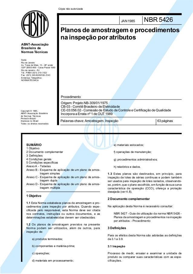SUMÁRIO 1 Objetivo 2 Documento complementar 3 Definições 4 Condições gerais 5 Condições específicas Anexo A - Tabelas Anex...