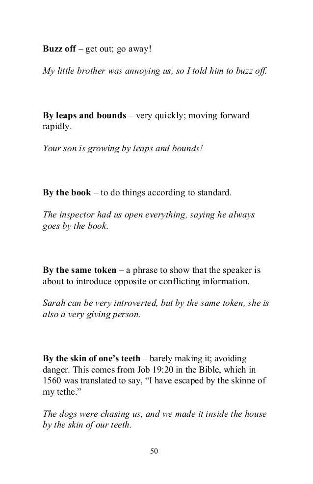 A Boatload Of Idioms Over A Thousand English Exprns L Sera Voc