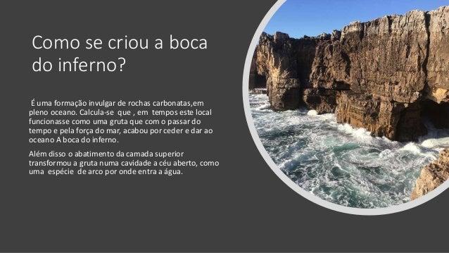A boca do Inferno - Leonor Gomes  Slide 2