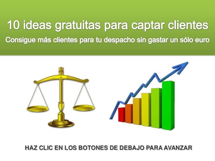 Conectalegal marketing online para abogados for Imagenes de despachos en casa