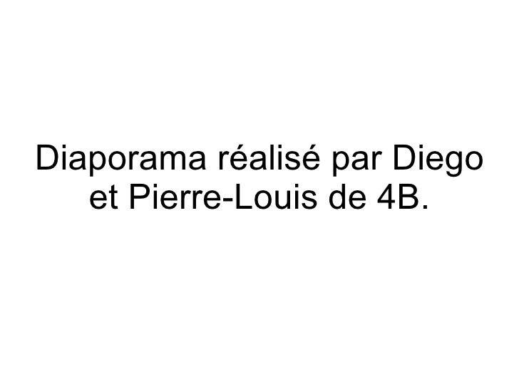 L'abolition de l'esclavage par Diego et Pierre-Louis