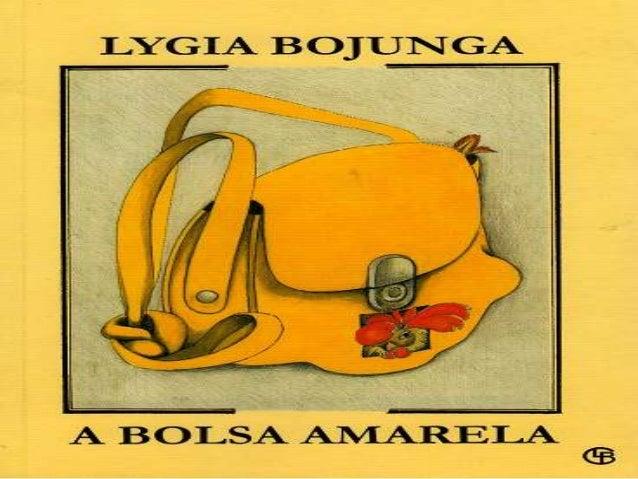 fc9a20554 A bolsa amarela de Lygia Bojunga