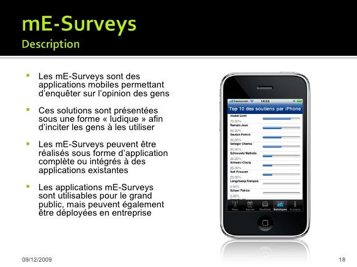     Les surveys existent depuis de nombreuses années afin d'aider les      entreprises à comprendre le comportement des p...