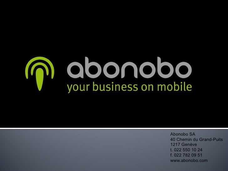 Your Buisness On Mobile