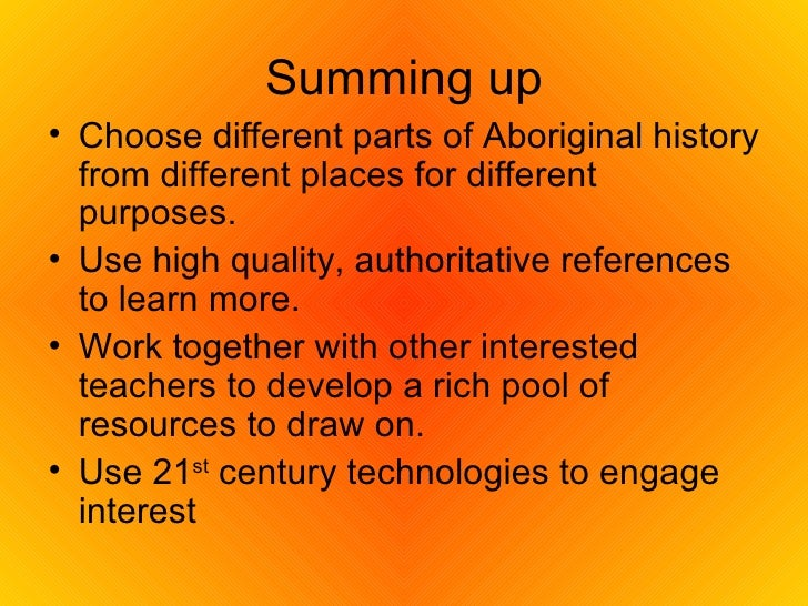 aboriginal histories and aboriginal perspectives essay The essays in aboriginal peoples in canadian cities: transformations and continuities are from contributors directly engaged in urban aboriginal communities they draw on extensive ethnographic research on and by aboriginal people and their own lived experiences.