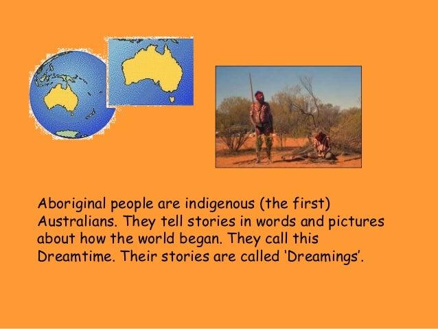 Aboriginal Art PowerPoint-Secondary Education