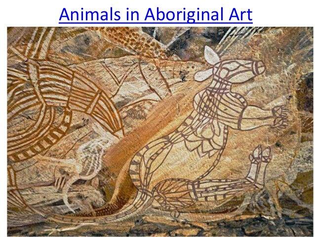 Animals in Aboriginal Art