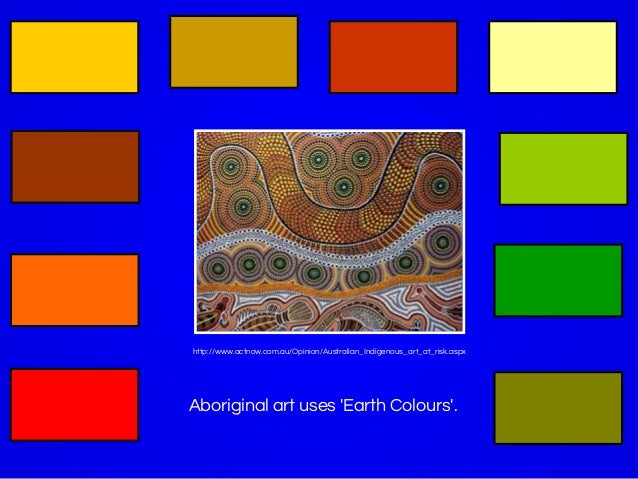 Aboriginal Art Grade 2