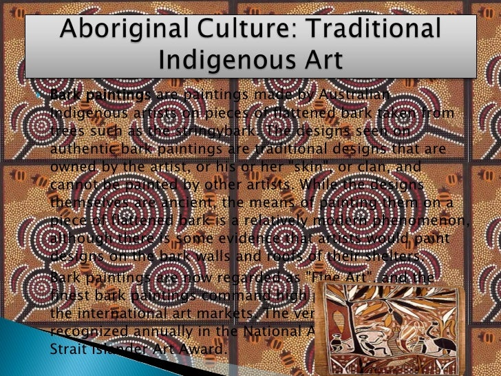 <ul><li>Bark paintings  are paintings made by Australian Indigenous artists on pieces of flattened bark taken from trees s...