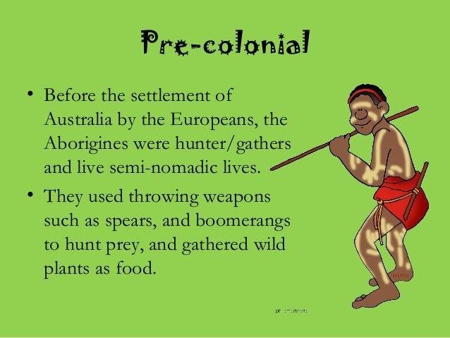 Aborigines of australia  Slide 3