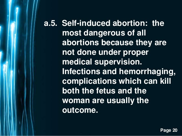 "abortion is a selfish choice My body/my choice the second most popular pro-abortion argument we struggle with is the ""my body/my choice"" dilemma let's take a look at some of your submissions about how this argument is phrased:."