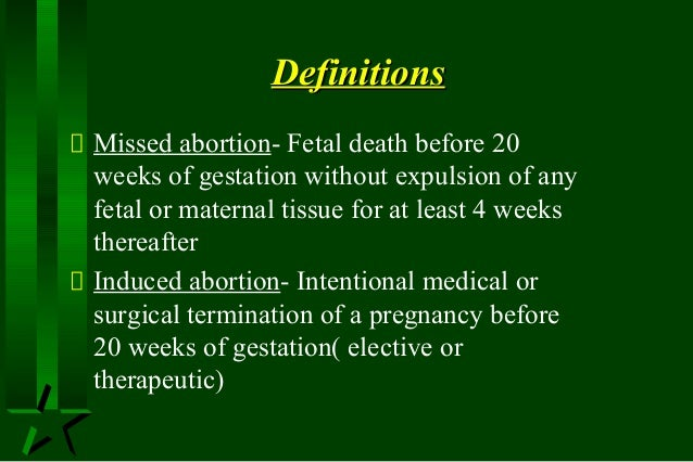 intentional termination of pregnancy However, some studies suggest a possible link between pregnancy termination and an increased risk of premature birth and low birth weight.