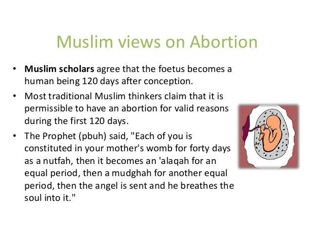 islam quotes on abortion The bible clearly teaches that abortion is wrong this teaching comes across in many ways and for many reasons some people point out that the word abortion is not in the bible, and that is true nevertheless, the teaching about abortion is there this is the case with many teachings the word .