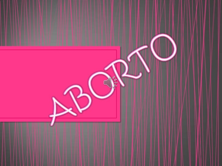 ABORTO<br />