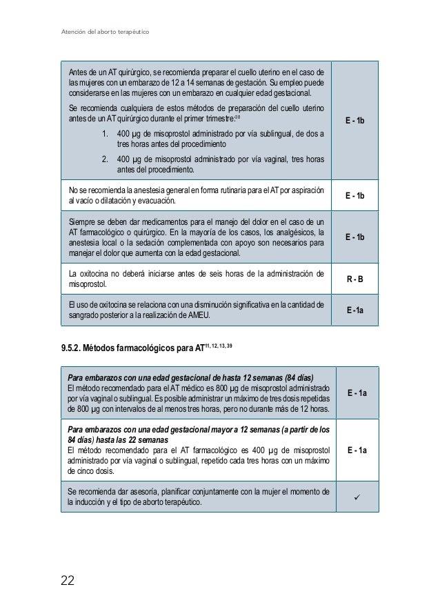 Atención del aborto terapéutico 27 y sexual por ciclos de vida Proceso de Normatización del SNS Subcomisión de Prestacio...