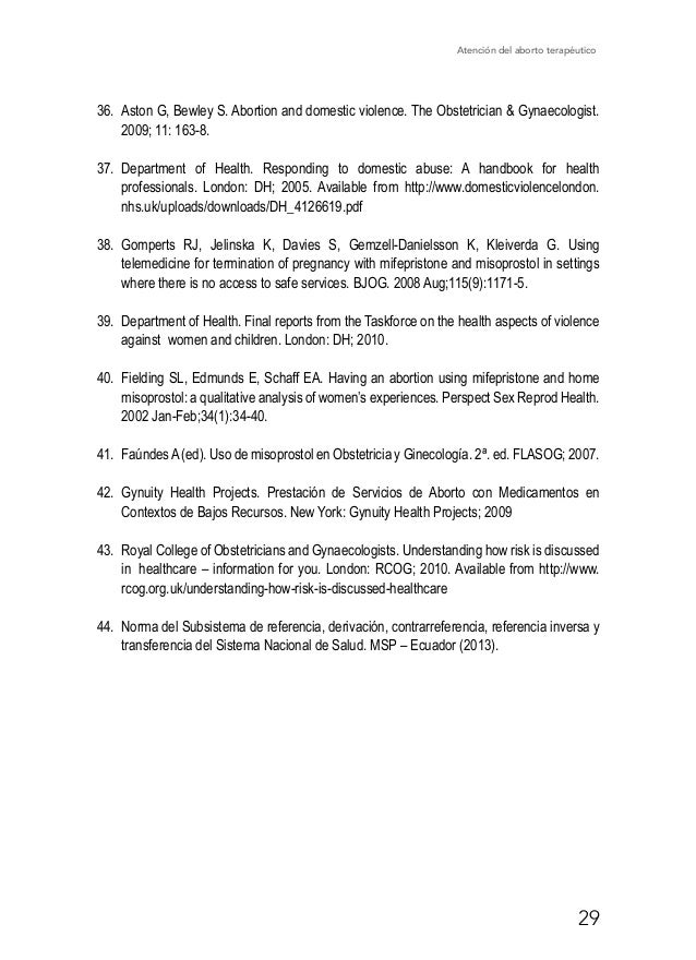Atención del aborto terapéutico 35 Oxitocina ATC H01BB02 Indicación avalada en esta guía Prevención de hemorragia uterina ...