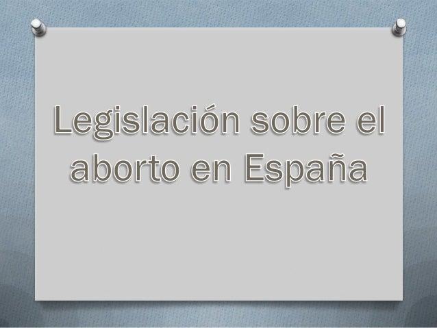 1936 - 37 El 25 de diciembre de 1936 se legaliza el aborto en Cataluña mediante decreto firmado por Josep Tarradellas. En ...