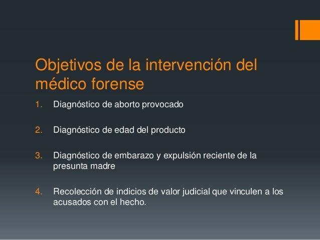 Aborto Medicina Legal Mexico